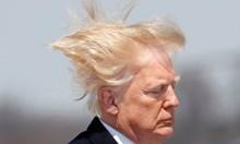 Щастливият Тръмп е рус, нещастният потъмнява