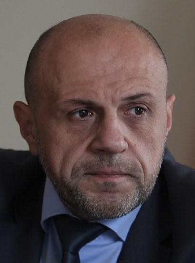 Томислав Дончев. Снимка: Румяна Тонева