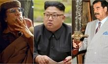 Ким Чен Ун матира САЩ. Той няма да свърши като Саддам и Кадафи