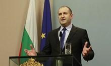 Радев: Склонен съм да говоря с чешкия президент за сделката за ЧЕЗ