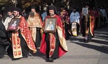 """Мощите на светците, които ни подари папа Франциск, са в храма """"Св. София"""""""