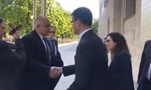 Борисов в Мюнхен: Откривам всеки ден немски заводи в България (Видео)