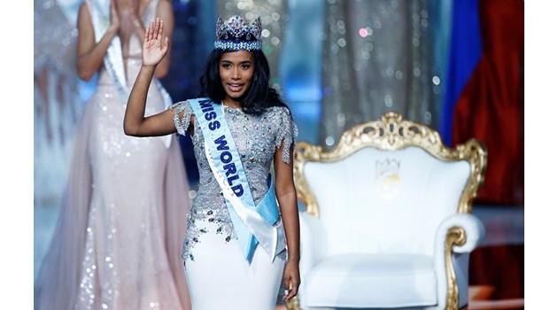 Мис Свят 2019 стана момиче от Ямайка (Снимки)