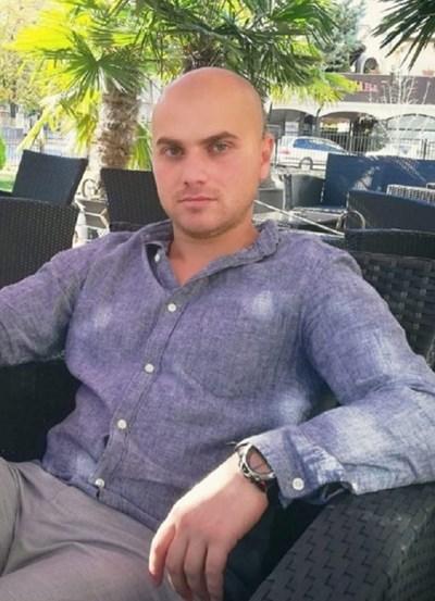 Врачанският полицай Момчил Тошков. Снимка: Фейсбук