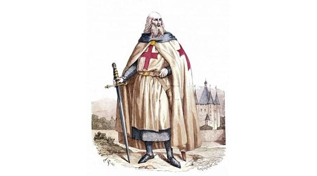 Тамплиери и богомили скриват Светия Граал край Йерусалим