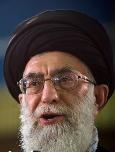 Иранският върховен лидер аятолах Али Хаменей СНИМКА: Ройтерс