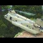 Невероятни маневри с хеликоптер