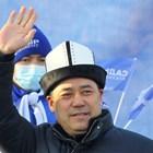 Затворник победи за президент на Киргизстан