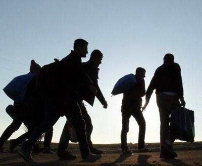 Нелегални мигранти СНИМКА: Ройтерс