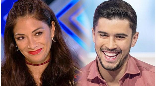 Красавец ухажва Никол в X-Factor, докато Григор се поти на корта в Пекин. Тя: Търся си съпруг