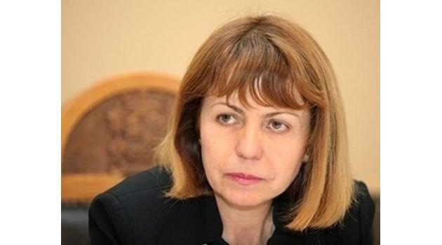 Фандъкова: Кметицата Иванчева поиска продължаване на отпуската си с 10 дни