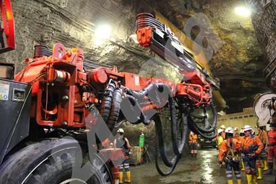 Рудникът в Челопеч. СНИМКА: 24 часа
