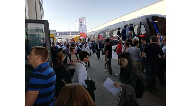 След 4 г. - за 3 часа и половина с влак от София до Бургас