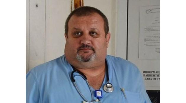 Реаниматор № 1 в Бургас умира, без да знае къде е туморът му