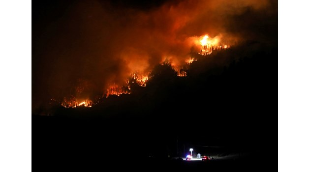 Горският пожар в Колорадо - най-унищожителният в историята на щата