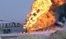 Петролните войни завършили с катастрофи