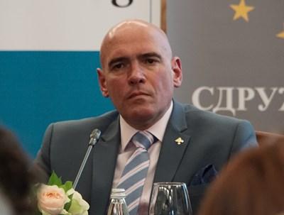 Комисар Явор Колев Снимка: Десислава Кулелиева