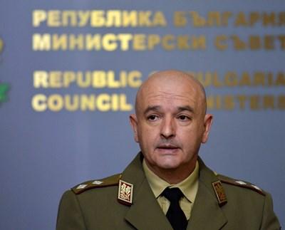 Генерал-майор проф. д-р Венцислав Мутафчийски
