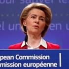 Председателката на Европейската комисия Урсула фон дер Лайен СНИМКА: Ройтерс
