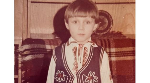 Кое е това дете?