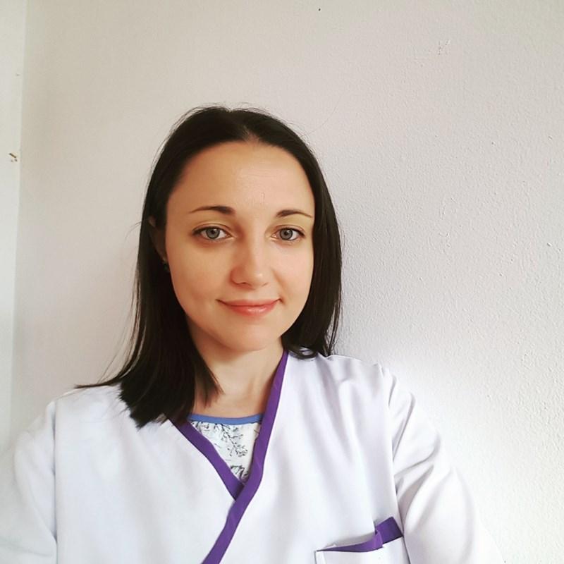 """д-р Мая Христозова – ендокринолог в Центъра за метаболитна и бариатрична хирургия на болница """"ВИТА"""""""