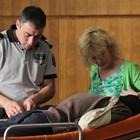 Герман Костин все по-често бил на носилка, не само в съда, но и в затвора.
