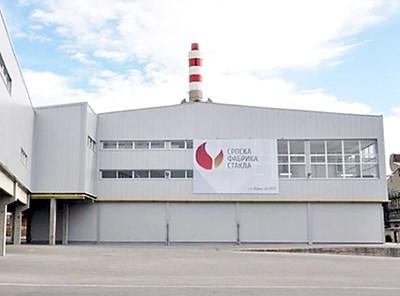 Фабриката за стъкло на Цветан Василев в сръбския град Парачин вече е в процедура на фалит