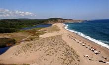 Виж как пороите унищожиха красивия плаж Велека