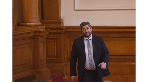 Христо Иванов отговаря на Слави: Политиката става мръсна работа, когато не знаеш какво правиш