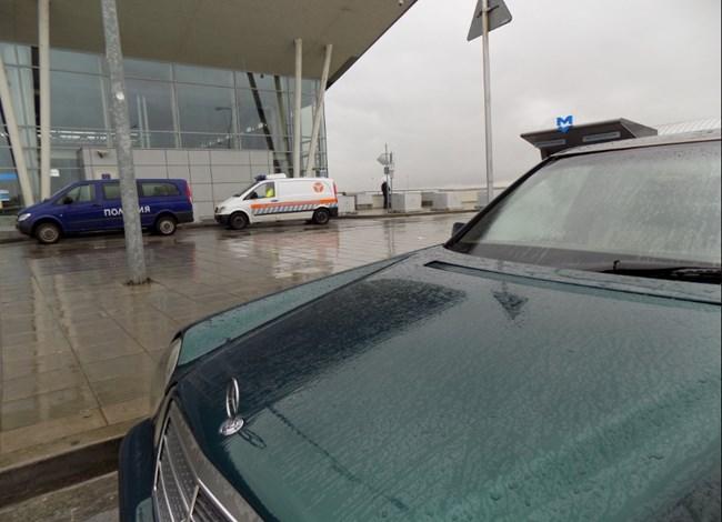 МВР и НАП погнаха фалшиви таксита в София по схемата