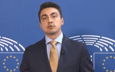 Момчил Неков  СНИМКА: Пресслужба на евродепутата