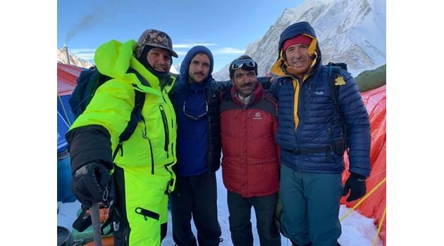 Гръцкият алпинист Антониос Сикарис: Скатов имаше лошо предчувствие
