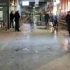Взрив във фабрика за кожи в Истанбул Кадър: Ютуб/ Milli Gazete
