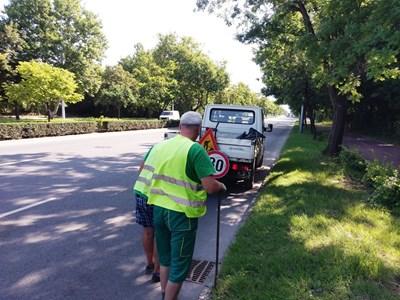Чистят само два дни шахти тази седмица в Пловдив
