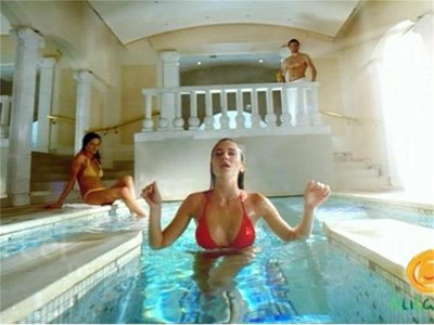 Клипът за реклама на СПАтуризма е единственият, в който няма кадри от дискотеки.