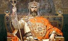 Климент, Наум и исихастът Арсений наставлявали младия Симеон