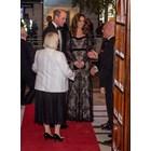 Херцогинята на Кеймбридж Катрин блесна с дантелена рокля (Снимки)