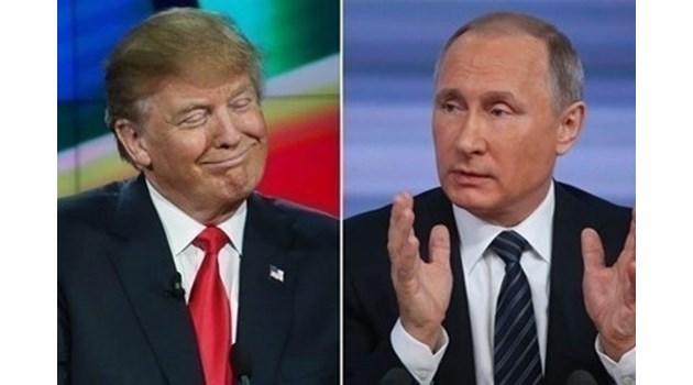 Аферата с руските бонуси потвърждава колко е трудно сближаването между Тръмп и Путин