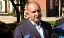 Крайно време е парламентарно представените партии да осъзнаят своята отговорност (На живо)