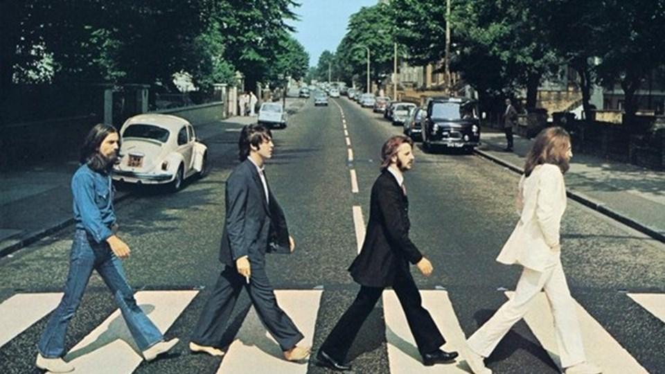 Резултат с изображение за Бийтълс - Abbey Road.