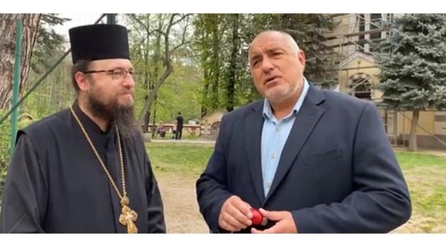Борисов: Мотаят се, за да има Радев собствена ЦИК (видео)