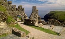 Откриха замъка на крал Артур