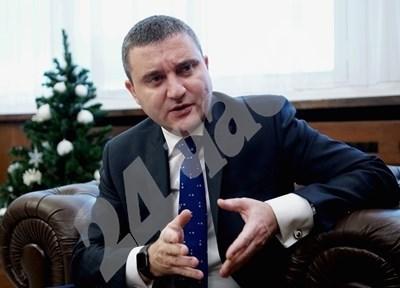 Горанов: Още нямаме позиция дали хазартът да стане държавен монопол