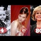 Джейн Фонда от 1 до 80 години