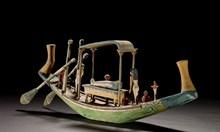 Флотът на Древен Египет