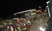 Ден 70: Протестиращите затвориха Орлов мост (Снимки, обновява се)