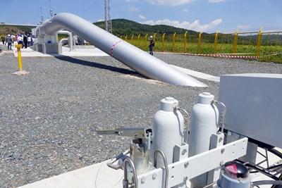 """За една година природният газ поскъпна почти тройно.  СНИМКА: """"24ЧАСА"""""""