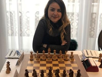 Най-младата  ни държавна  шампионка  живее в малкото  село Крепча СНИМКА: Личен архив