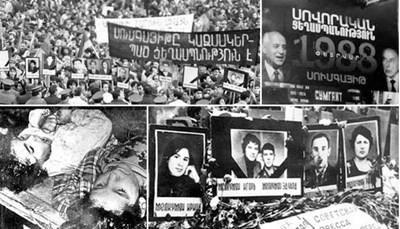 Заради трагедията през 1988 г. в Сумгаит днес арменците воюват, за да не допуснат ново клане и в Карабах.