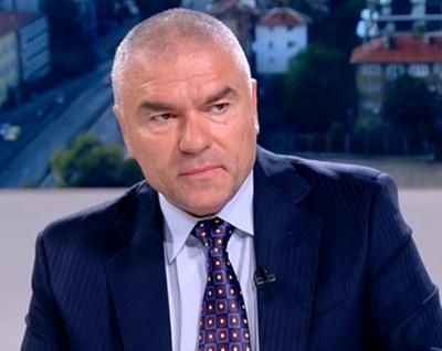 заместник-председателят на Народното събрание Веселин Марешки Кадър:Би Ти Ви